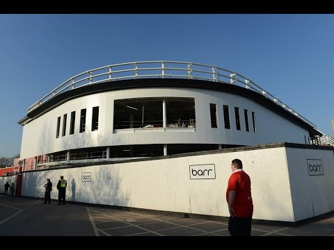 Ashton Gate Update: Inside The New South Stand
