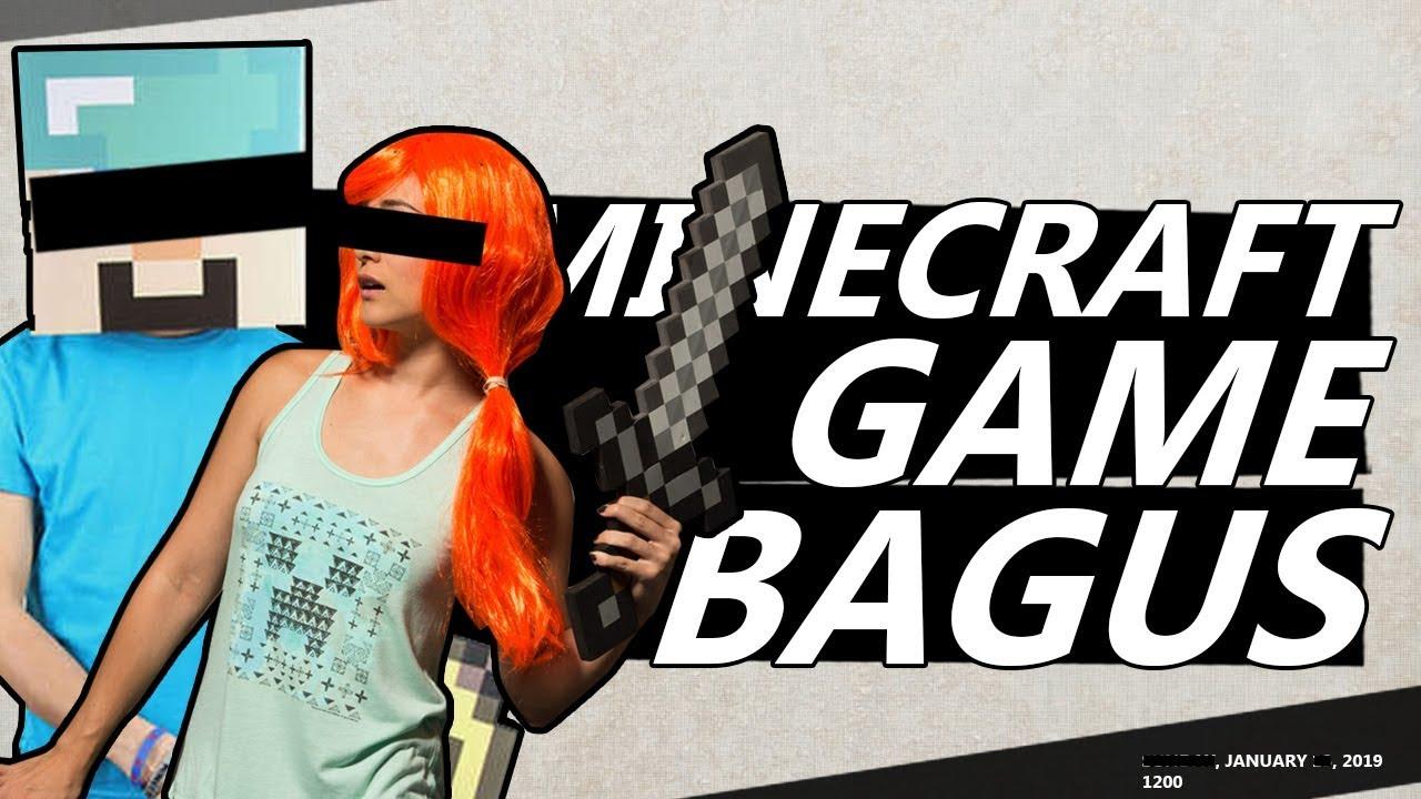 Minecraft Bagus, Tapi Bocahnya Toxic - Bacotan Gamers
