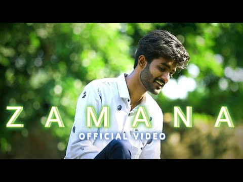 Zamana (Official Music Video) | Vidit Meghwal | Tropical House Music
