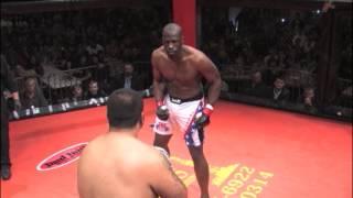 Frederick Gunner vs  Johnny Rivas
