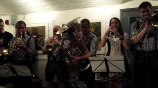 Brass for Africa - Mlisada March - Oompah Brass