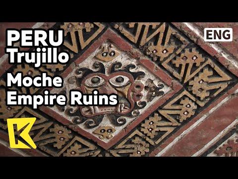 【K】Peru Travel-Trujillo[페루 여행-트루히요]모체제국 유적지/Moche Empire Ruins/Pyramid/Moon/Mural Painting/Temple