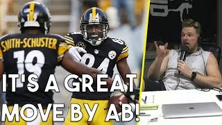 The REAL Reason AB Went After JuJu...