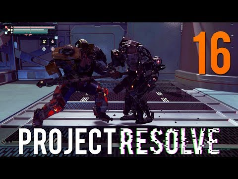 [16] Project Resolve (Let's Play The Surge PC w/ GaLm)