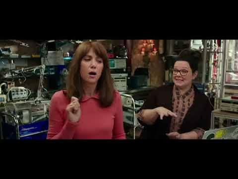白い巨大ゴーストは一体・・・!?新生『ゴーストバスターズ』が暴れまくる!予告編完成!