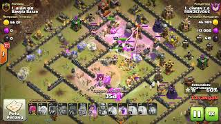 War and get 3 star TH12 vs TH12 coc