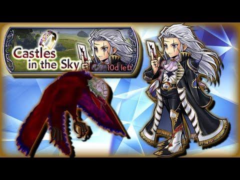 Castles In The Sky Full Clear Guide ~  Dissidia FF Opera Omnia