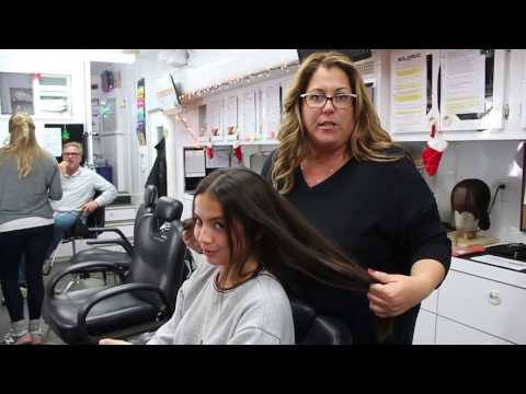 Donating My Hair to Wigs for Kids