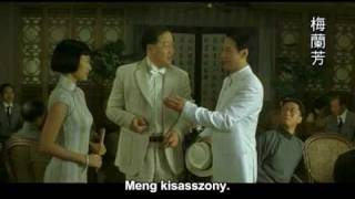 Forever Enthralled (Mei Lanfang) - Trailer (hungarian subtitle)