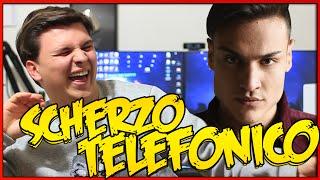 SCHERZO TELEFONICO A SIMONE PACIELLO ALLE 3 DI NOTTE