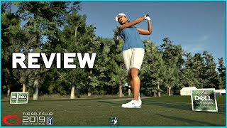 The Golf Club 2019 Review - The New PGA Tour Game | PS4 Pro Gameplay