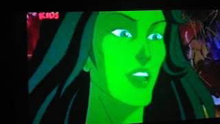 She Hulk vs Stompa in Death Battle