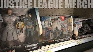 Justice League Movie LEGO | Action Figures | Merchandise Hunt!