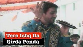 Tere Ishq Da Girda Penda By Gurdas Maan [Full Song] Nakodar Live