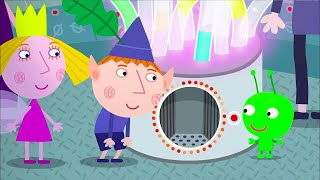 Ben and Holly's Little Kingdom 🌟 Aliens on Earth | Cartoons for Kids