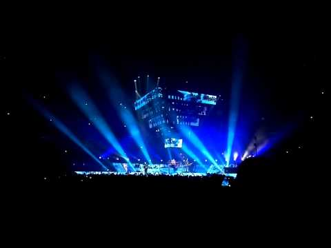 Muse-Resistance, Live at the United Center 3/4/13