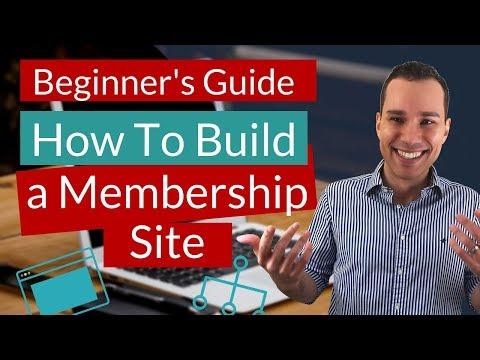 OptimizePress Membership Site Tutorial For Beginners: Complete Membership Site Creation Guide