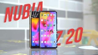 ZTE Nubia Z20 - Another Dual Screen Tech   ATC