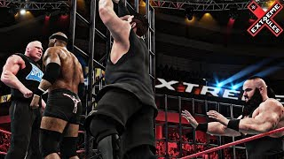 WWE Extreme Rules 2018 Top 5 Predictions - WWE 2K18
