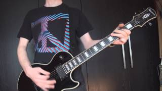 Slash-Stone Blind Guitar Cover + 100% ACCURATE TABS