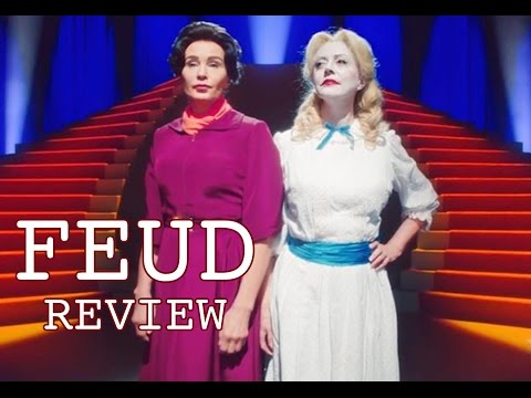 Feud Review - Susan Sarandon, Jessica Lange