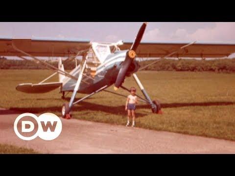 Die Oldtimer-Flugzeugwerft Meier Motors | DW Deutsch