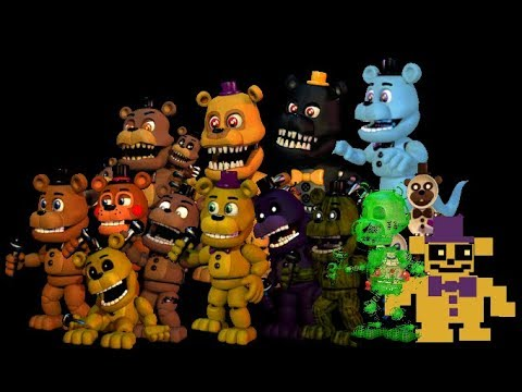 Full Download] Fnaf Withered Toy Animatronics Character Sing