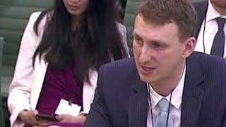 Cambridge Analytica's Aleksandr Kogan faces parliamentary questions thumbnail
