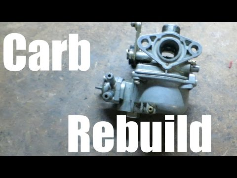 Project: Honda C70 Passport   Carb Removal - YouTube