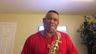 Eric Davis - Floetry Saxophone Cover.