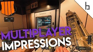 My FIRST Impressions on Black Ops 4 PC Multiplayer
