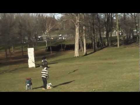 Golden Eagle Snatches Kid