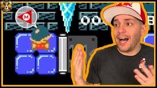 A Level So Hard I Needed HELP! Super Mario Maker 2