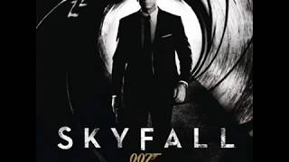 James Bond Skyfall soundtrack FULL ALBUM