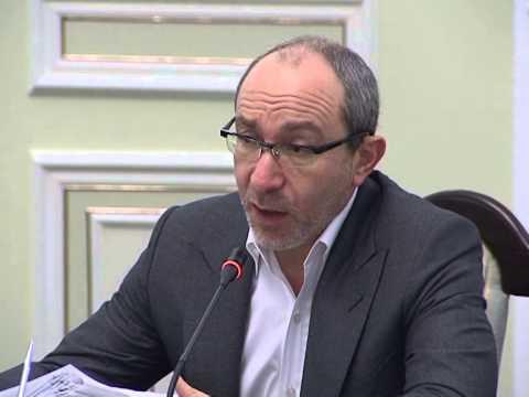 Кернес выгнал Чумакова и Дульфана