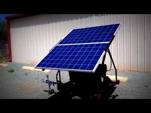 All Best Mobile Solar Power Solutions in Cape Town & South Africa Contact Todd Lambert Below Video