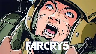 НЕПРИВЕТЛИВЫЙ ВЬЕТНАМ ► Far Cry 5: Hours of Darkness #1