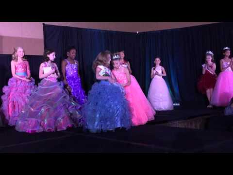 2015 Little Miss Maryland United States