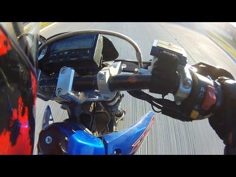 drz400sm 110mph top speed drz 400 - youtube