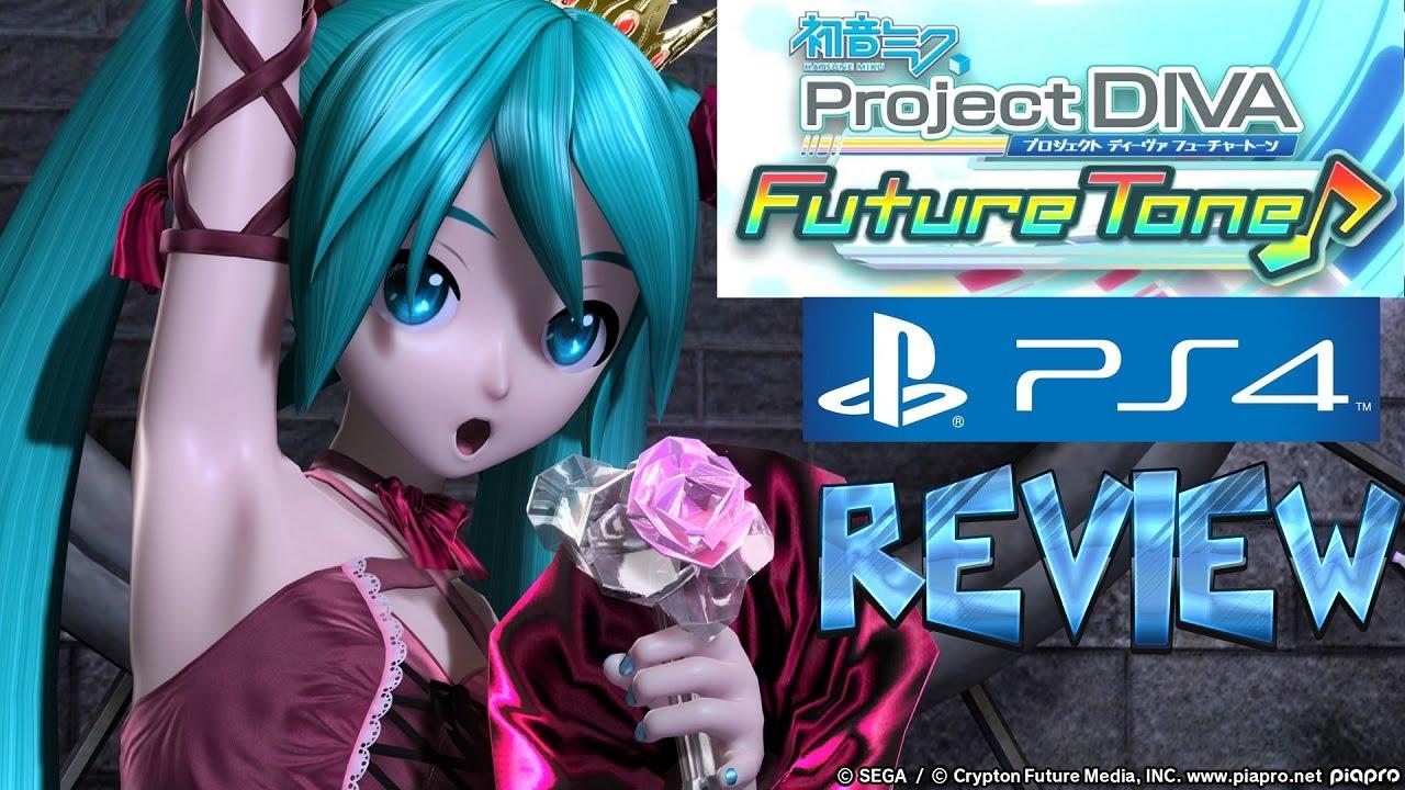 Project Diva Future Tone Ps4