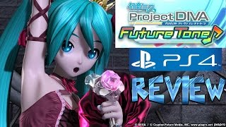 Hatsune Miku Project Diva Future Tone REVIEW (PS4)