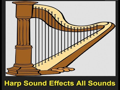 Harp Sound Effects All Sounds