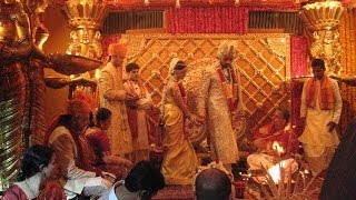 aishwarya and abhishek bachan wedding