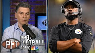 Should the Pittsburgh Steelers trade Mike Tomlin? | Pro Football Talk | NBC Sports