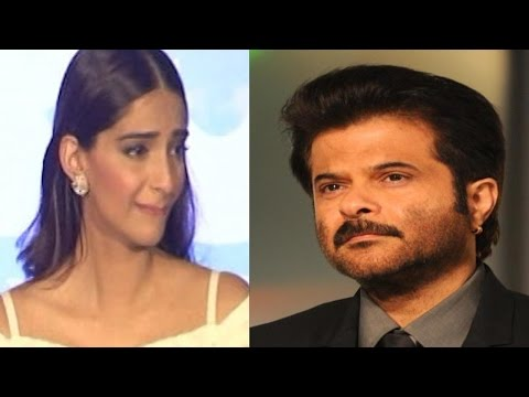 Shocking: नौबत ये आ गई कि पापा अनिल ने बेटी सोनम से कहा बाप से सीखो   Anil Kapoor's Advice To Sonam