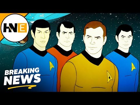 Star Trek Animated Series Coming from Rick & Morty Writer