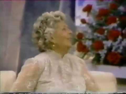 Ruby Keeler, Carole Cook, Nana Visitor, 42nd Street, 1984 TV