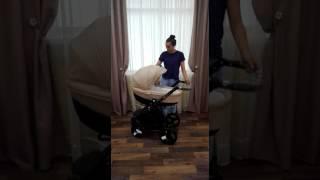видео Детская коляска 2 в 1 Lonex Bergamo