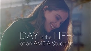 Day in the Life of an AMDA Music Theatre Student