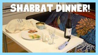 Shabbat Me The Dinner!